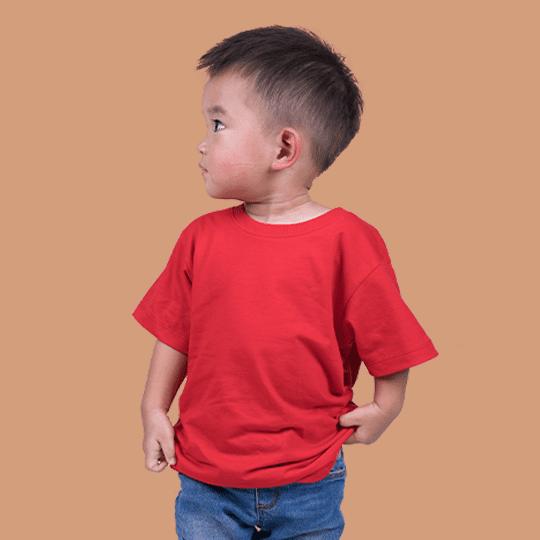 เสื้อยืดเด็ก